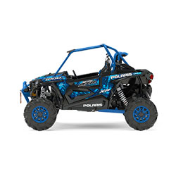 Polaris RZR Blue