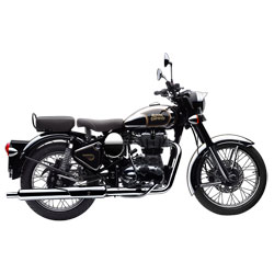 Royal Enfield Bullet Chrome