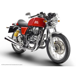 Royal Enfield Conti GT Rouge